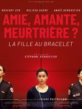Affiche de La fille au bracelet (2020)