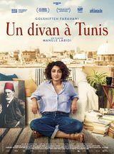 Affiche d'Un divan à Tunis (2020)