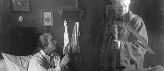 La Charrette Fantôme (1921)