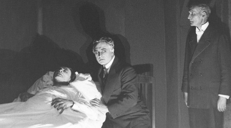 Promenade dans la nuit (1921)