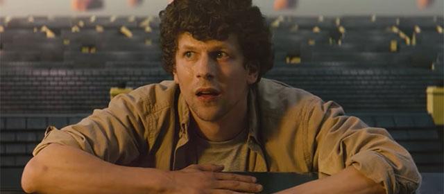 Jesse Eisenberg dans Vivarium (2020)