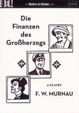 Affiche de Les Finances du Grand-Duc (1924)