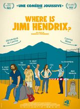 Affiche de Where is Jimi Hendrix ? (2020)