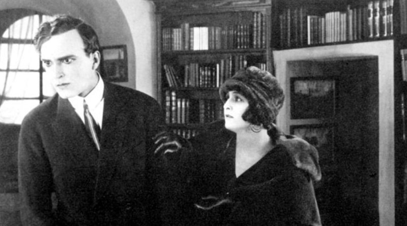 La Terre qui flambe (1922)
