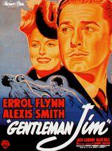 Affiche de Gentleman Jim (1942)