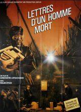 Affiche de Lettres d'un homme mort (1986)