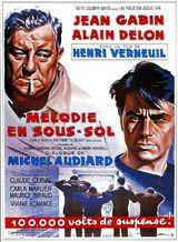 Affiche de Mélodie en sous-sol (1963)