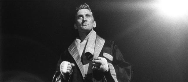 Kirk Douglas dans Le Champion (1949)