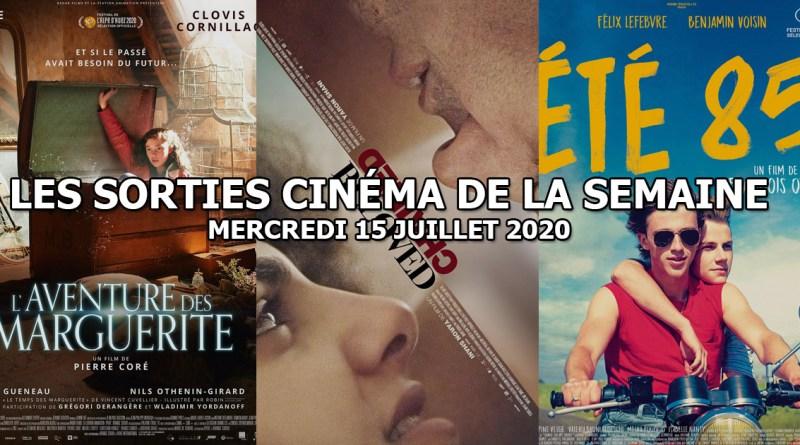 Les sorties cinéma de la semaine - mercredi 15 juillet 2020