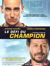 Affiche de Le Défi du champion (2020)