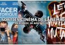 Les sorties cinéma de la semaine - mercredi 26 août 2020