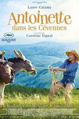 Affiche d'Antoinette dans les Cévennes (2020)