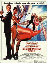 Affiche de Dangereusement Vôtre (1985)