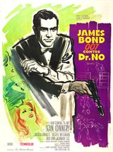 Affiche de James Bond contre Dr. No (1962)