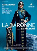 Affiche de La Daronne (2020)