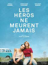 Affiche de Les Héros ne meurent jamais (2020)