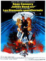 Affiche de Les diamants sont éternels (1971)