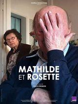 Affiche de Mathilde et Rosette (2020)