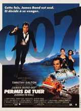 Affiche de Permis de tuer (1989)