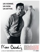 Affiche de Pierre Cardin (2020)