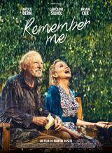 Affiche de Remember Me (2020)