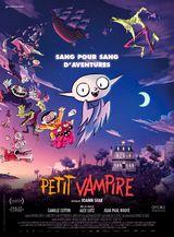 Affiche de Petit Vampire (2020)