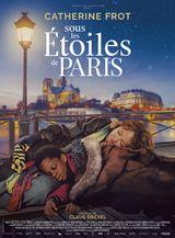 Affiche de Sous les étoiles de Paris (2020)