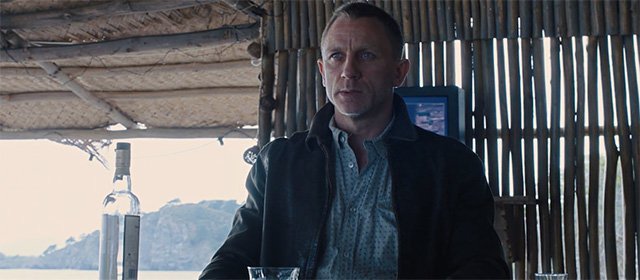 Daniel Craig dans Skyfall (2012)