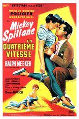 Affiche d'En quatrième vitesse (1955)