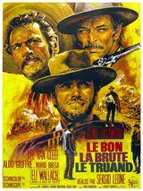 Affiche du Bon, la Brute et le Truand (1966)