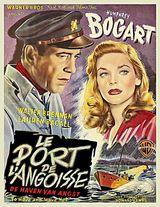 Affiche du Port de l'angoisse (1944)