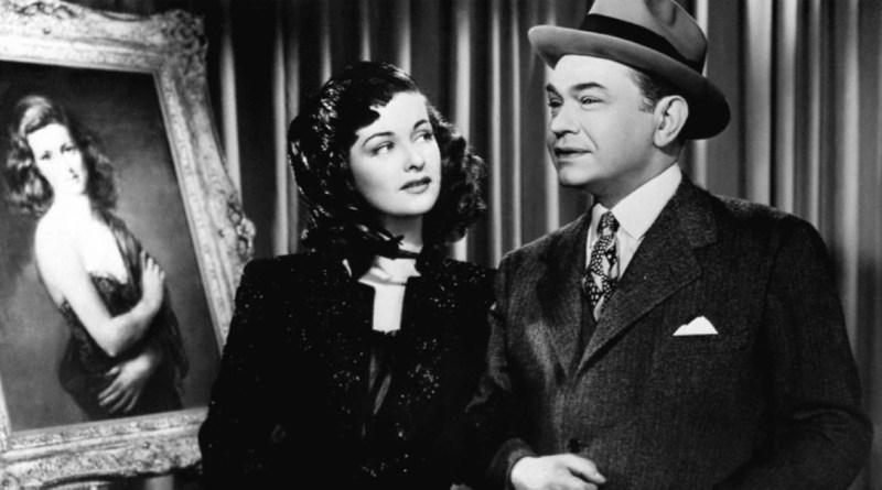 La Femme au portrait (1944)