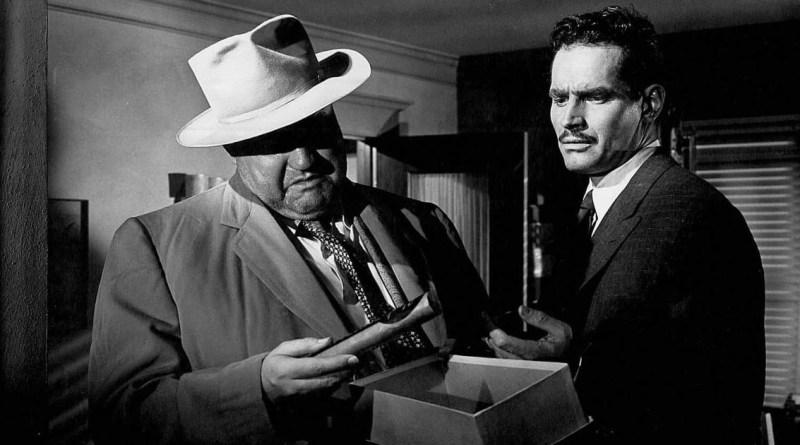 La Soif du mal (1958)