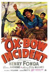 Affiche de L'Étrange incident (1943)