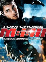 Affiche de Mission Impossible III (2006)