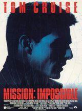 Affiche de Mission : Impossible (1996)