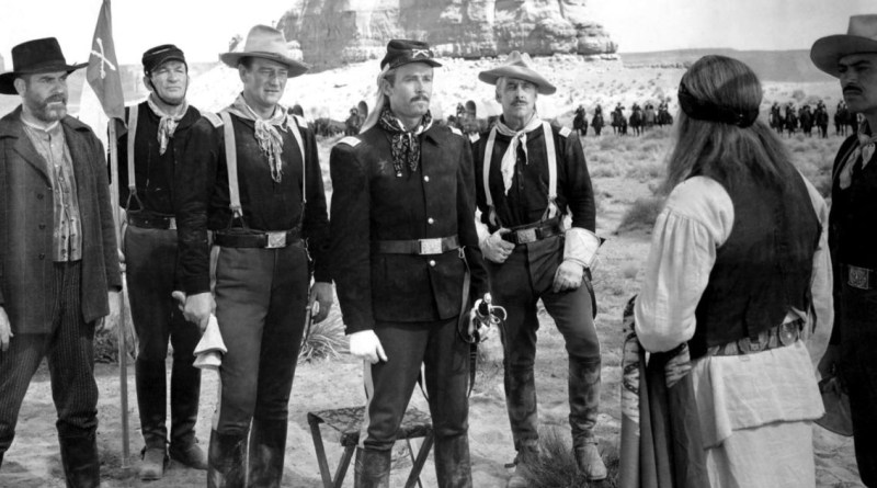 Le Massacre de Fort Apache (1948)