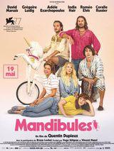 Affiche de Mandibules (2021)