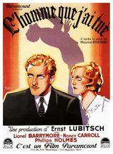 Affiche de L'Homme que j'ai tué (1932)