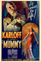 Affiche de La Momie (1932)