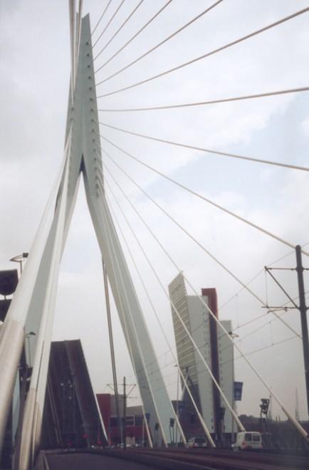 Singing Bridges: Erasmus Bridge