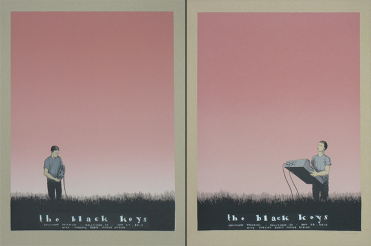Justin Santora / The Black Keys