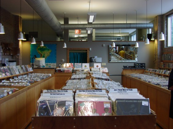 Behind the Counter: Dusty Groove America (Chicago, IL) - ALARM
