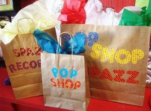 POPshop & Spazz Records