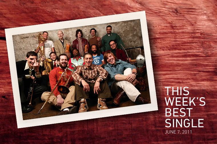 This Week's Best Single: Antibalas