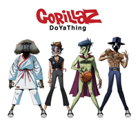 Gorillaz f. James Murphy and Andre 3000: Do Ya Thing