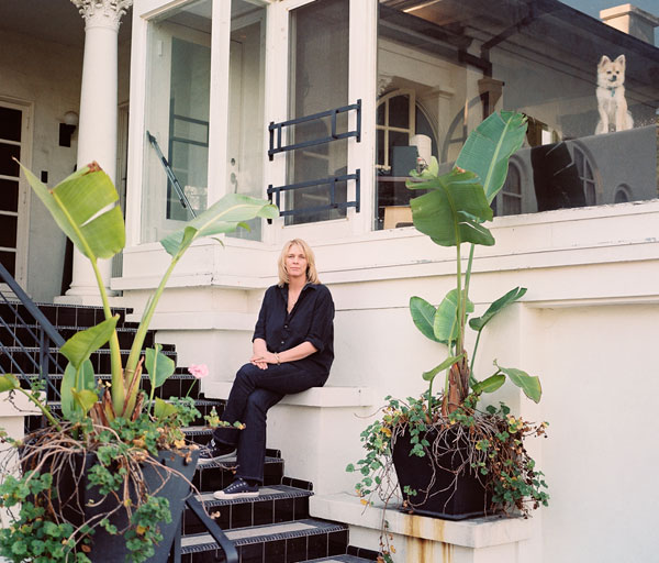Cathy Pellow of Sargent House