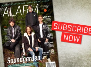 ALARM Magazine: subscribe now!