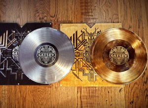The Great Gatsby limited-edition vinyl set