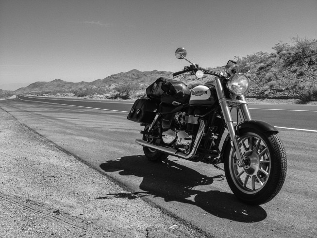 Route 66 Triumph America